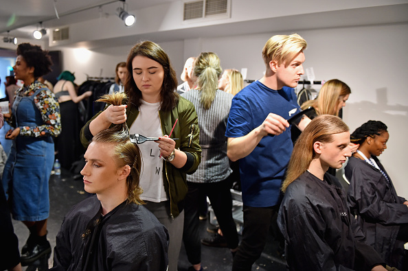 Highlights - Hair「Students Unveil Their Work At The Glasgow School Of Art Fashion Show」:写真・画像(11)[壁紙.com]