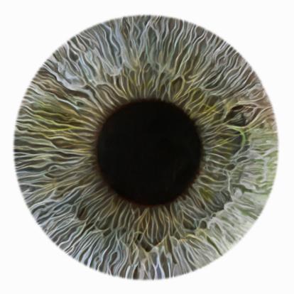 Iris - Eye「GreenIris」:スマホ壁紙(8)