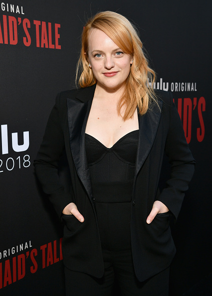 "Emma McIntyre「""The Handmaid's Tale"" Hulu Finale」:写真・画像(0)[壁紙.com]"