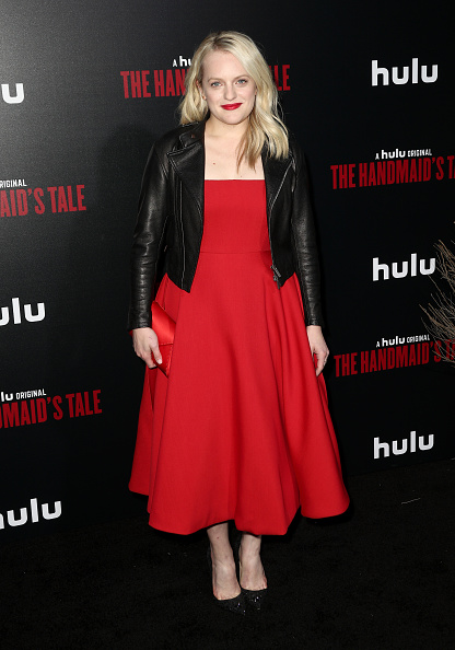 "A-Line「Premiere Of Hulu's ""The Handmaid's Tale"" Season 2 - Red Carpet」:写真・画像(10)[壁紙.com]"