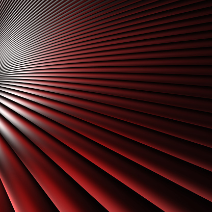 Striped「Abstract Red Dynamic Element 3D (Xlarge)」:スマホ壁紙(11)