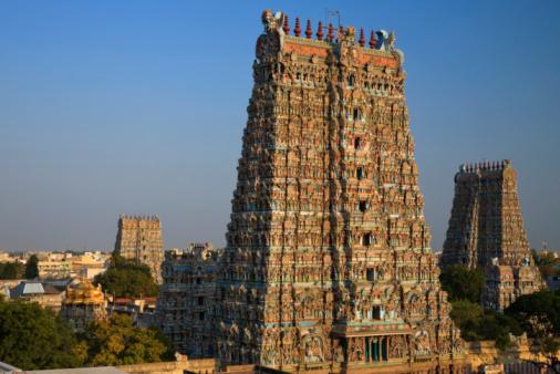 God「Madurai, Sri Meenakshi Temple」:スマホ壁紙(7)