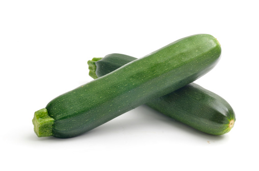 Zucchini「Two Courgettes」:スマホ壁紙(4)