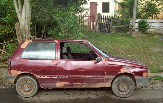 Rusty「Car that needs repair」:スマホ壁紙(3)