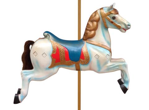 Horse「Carousel Horse」:スマホ壁紙(4)