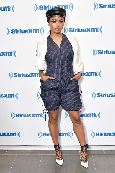 White Shoe「Celebrities Visit SiriusXM - July 12, 2018」:写真・画像(18)[壁紙.com]