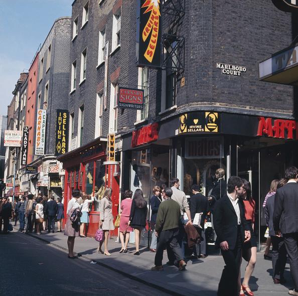 1960-1969「Carnaby Street」:写真・画像(1)[壁紙.com]