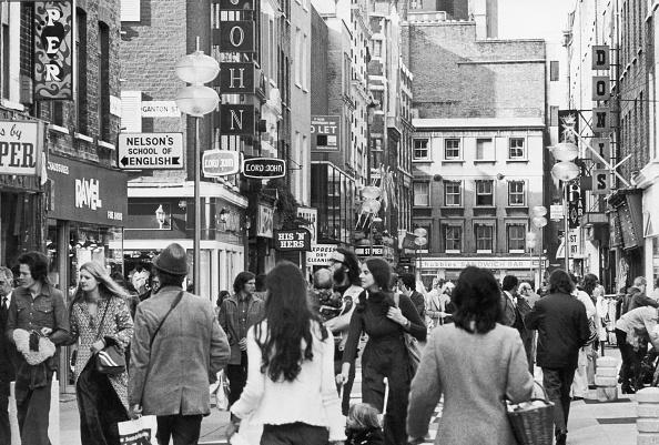 Evening Standard「Carnaby Street」:写真・画像(12)[壁紙.com]