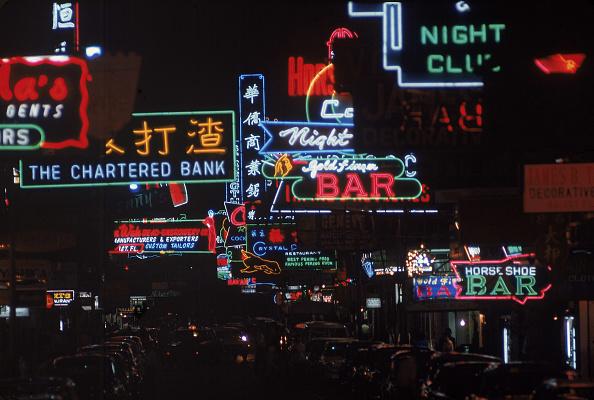 Traffic「Hong Kong At Night」:写真・画像(15)[壁紙.com]