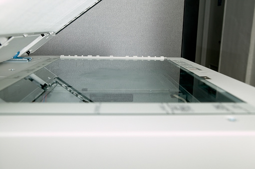 Photocopier「Copier Machine」:スマホ壁紙(18)