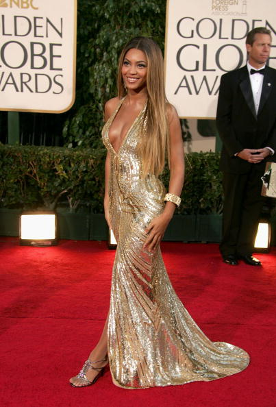 Gold Colored「The 64th Annual Golden Globe Awards - Arrivals」:写真・画像(19)[壁紙.com]