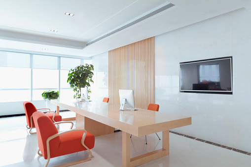 Cool Attitude「View of office reception area」:スマホ壁紙(10)