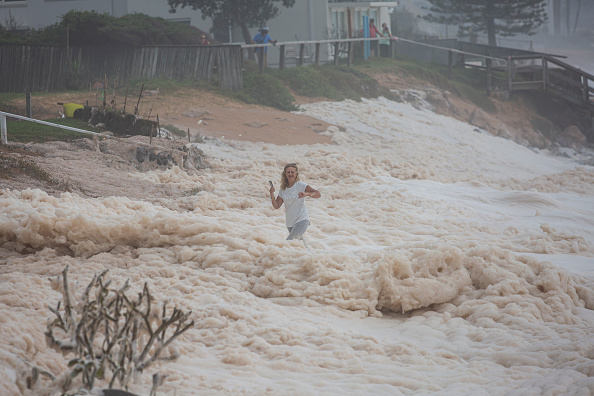 Sydney「More Sydney Storms Forecast Following Weekend Of Torrential Rain And Flooding」:写真・画像(6)[壁紙.com]