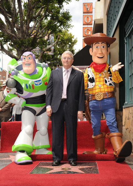 Toy Story 3「Randy Newman Honored On The Hollywood Walk Of Fame」:写真・画像(11)[壁紙.com]