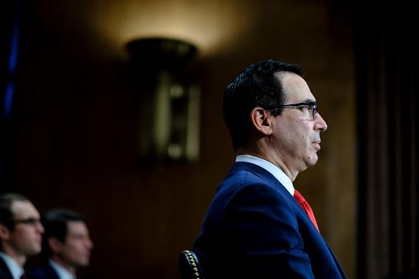 Treasury - Finance and Government「Treasury Secretary Mnuchin Delivers Financial Stability Report To Senate Committee」:写真・画像(17)[壁紙.com]