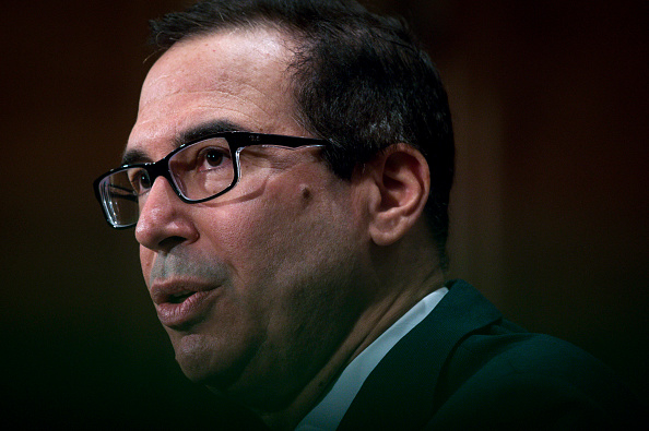 Treasury - Finance and Government「Treasury Secretary Mnuchin Delivers Financial Stability Report To Senate Committee」:写真・画像(19)[壁紙.com]