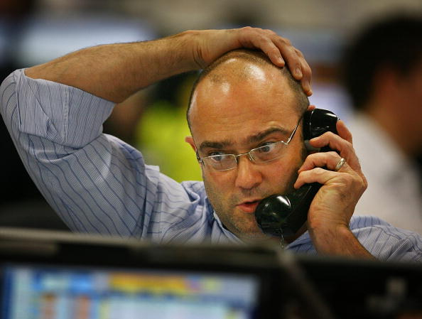 Emotional Stress「ICAP Brokers Continue To Trade During Financial Turmoil」:写真・画像(2)[壁紙.com]