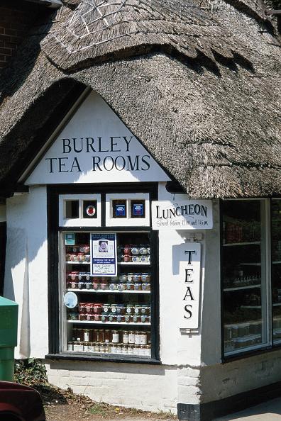 Burley - England「English Tea Rooms」:写真・画像(3)[壁紙.com]