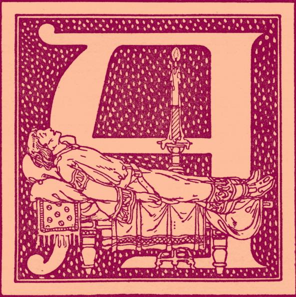 1900「Illuminated letter 'A'」:写真・画像(16)[壁紙.com]