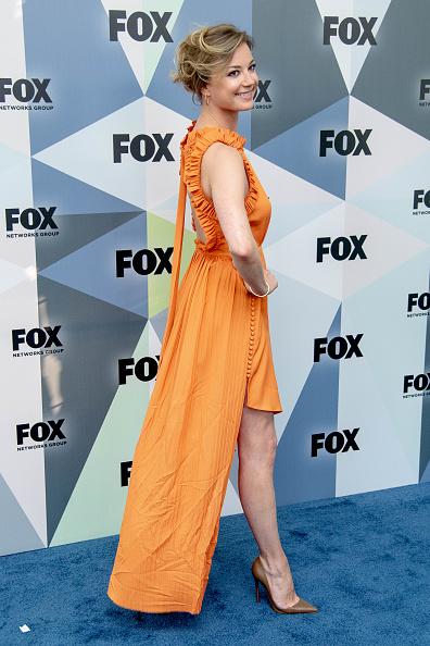 Emily VanCamp「2018 Fox Network Upfront」:写真・画像(7)[壁紙.com]