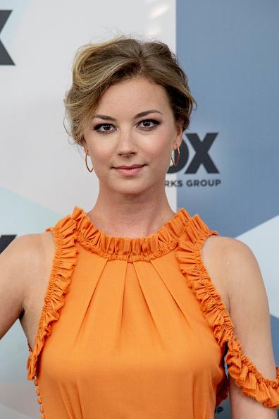 Emily VanCamp「2018 Fox Network Upfront」:写真・画像(9)[壁紙.com]