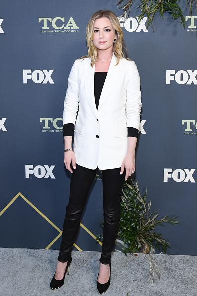 Emily VanCamp「2019 Winter TCA Tour - FOX - Arrivals」:写真・画像(6)[壁紙.com]