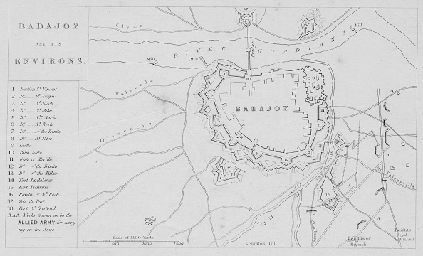 Surrendering「The Siege of Badajoz」:写真・画像(0)[壁紙.com]