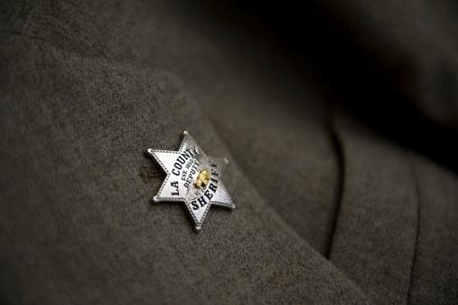City Of Los Angeles「Sheriff Badge」:スマホ壁紙(12)