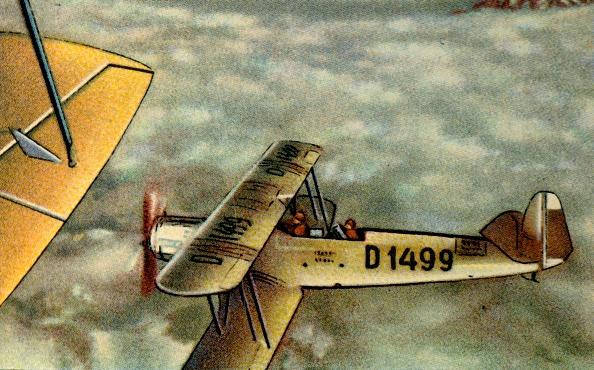 Business Finance and Industry「Albatros L 75 Ass Plane」:写真・画像(17)[壁紙.com]