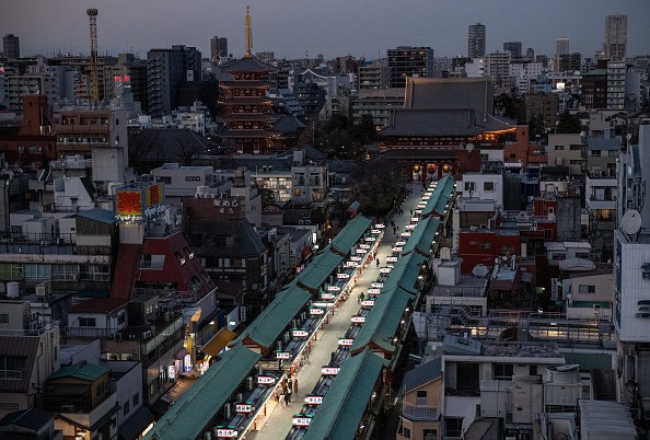 Tourism「Japan To Extend State Of Emergency Amid Continuing Coronavirus Pandemic」:写真・画像(12)[壁紙.com]