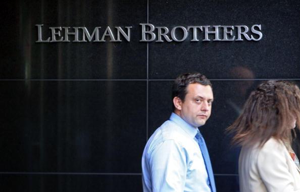 Crisis「Lehman Brothers Reports Close To 4 Billion Dollar Quarterly Loss」:写真・画像(6)[壁紙.com]