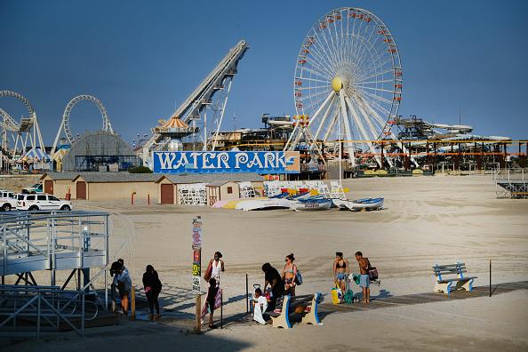 Weekend Activities「Jersey Shore Prepares For Memorial Day Weekend And Summer Season」:写真・画像(12)[壁紙.com]