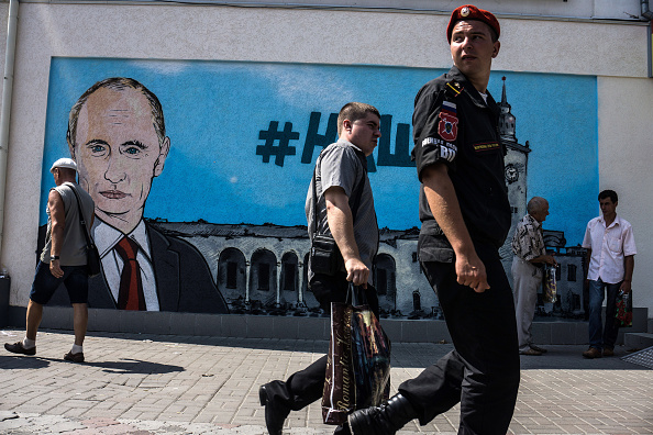 Russia「Summer In The Crimea After It Is Annexed By Russia In 2014」:写真・画像(1)[壁紙.com]