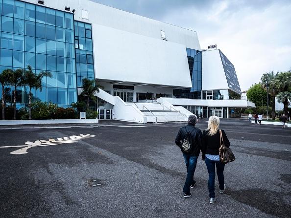 Palais des Festivals et des Congres「Cannes Film Festival Venues Amid The Cancellation Of The Event」:写真・画像(3)[壁紙.com]