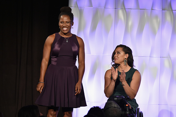 Alana Nichols「37th Annual Salute To Women In Sports - Inside」:写真・画像(4)[壁紙.com]