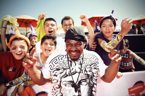 Marshawn Lynch「Nickelodeon Kids' Choice Sports Awards 2014 - Alternative Views」:写真・画像(1)[壁紙.com]