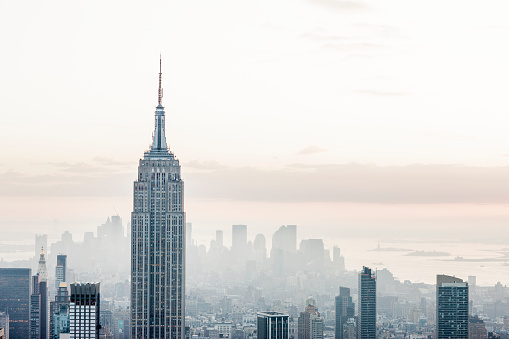 Mid-Atlantic - USA「Empire State Building in New York」:スマホ壁紙(17)