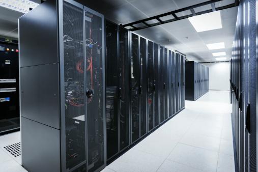 Data Center「Hi-Tech Data Center」:スマホ壁紙(4)