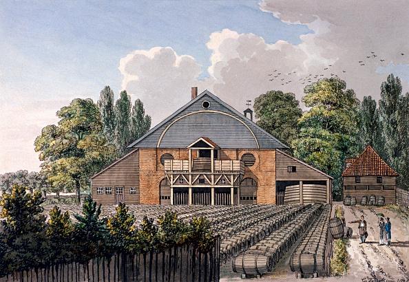 Condiment「Cuper's Gardens, Lambeth, London, 1801. Artist: Charles Tomkins」:写真・画像(9)[壁紙.com]
