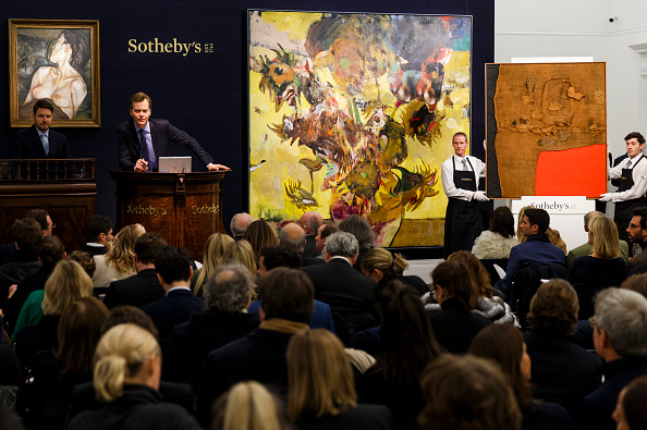 Sotheby's「Contemporary Art Evening Sale」:写真・画像(18)[壁紙.com]