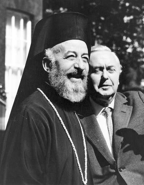 Republic Of Cyprus「Makarios And Wilson」:写真・画像(18)[壁紙.com]