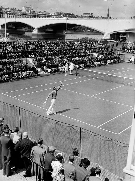 Best shot「South Bank Tennis」:写真・画像(18)[壁紙.com]