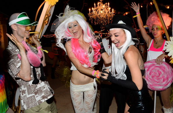 EDC「17th Annual Electric Daisy Carnival - Day 3」:写真・画像(17)[壁紙.com]