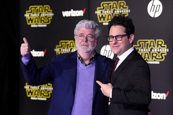 "George Lucas「Premiere Of Walt Disney Pictures And Lucasfilm's ""Star Wars: The Force Awakens"" - Arrivals」:写真・画像(11)[壁紙.com]"