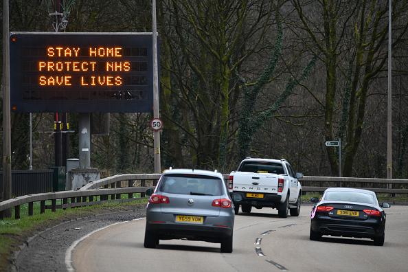 Driving「Scotland Feels The Impact Of Coronavirus」:写真・画像(12)[壁紙.com]