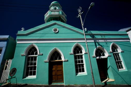 Malay Quarter「Bo Kaap, green mosque」:スマホ壁紙(5)