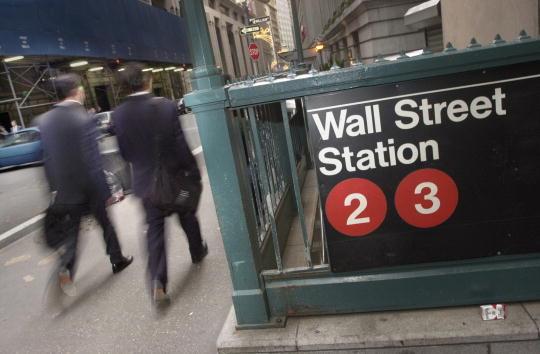 Corporate Business「New York's Financial District」:写真・画像(10)[壁紙.com]