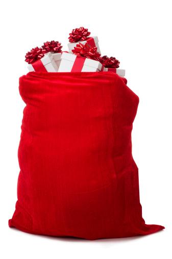 Christmas Paper「Sack of Gifts」:スマホ壁紙(5)