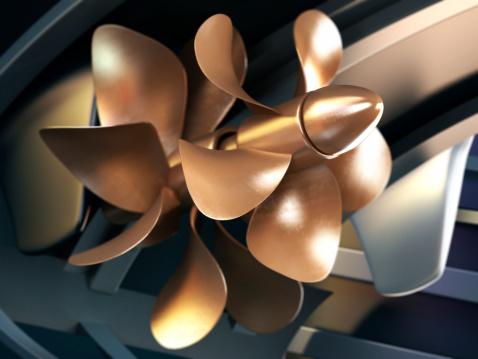 Propeller「Ship propeller」:スマホ壁紙(1)
