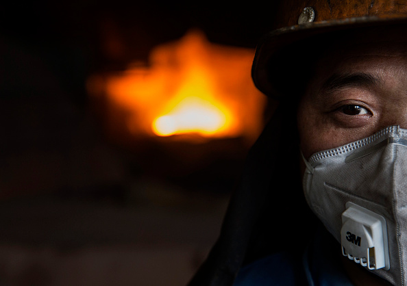 Industry「A Look Inside China's Steel Industry」:写真・画像(15)[壁紙.com]